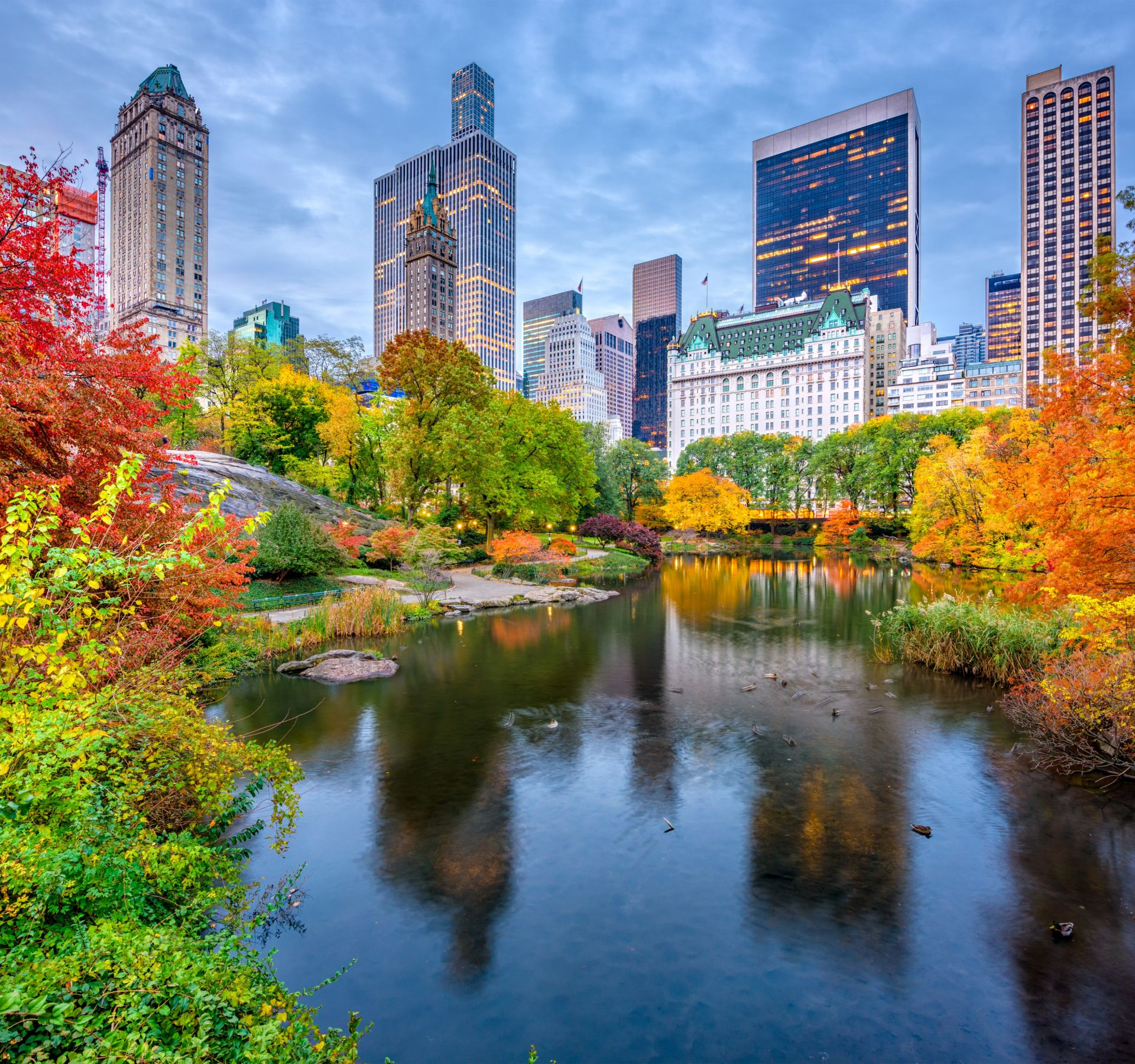 Discover the best of NYC with our Fall Limited Time Offer- 15% Off!
